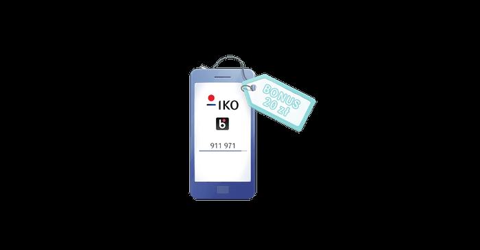 20 zł za transakcje IKO w PKO BP i Inteligo