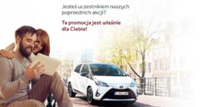 65 zł za założenie lokaty dla obecnych klientów Toyota Bank!