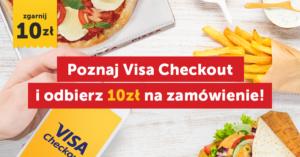10 zł zniżki na Pizzaportal.pl przy płatności Visa Checkout