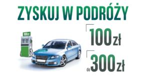 BGŻ BNP Paribas: 100 zł za 5 transakcji na stacjach paliw i do 300 zł za transakcje mobilne