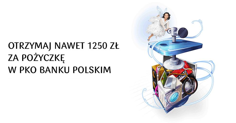Mini Ratka z bonusem do 1250 zł od PKO BP w promocji Comperia Bonus
