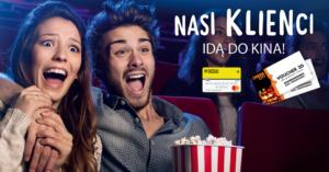 Raiffeisen: bilety do Cinema City za otwarcie Wymarzonego Konta Osobistego