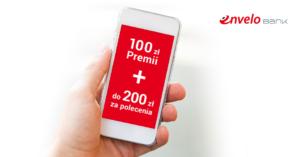 Nowość! 100 zł za założenie EnveloKonta i do 200 zł za e-zakupy