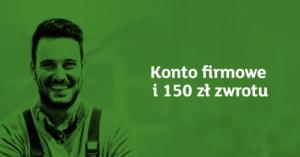 150 zł za założenie mBiznes Konta Standard z… kilkudniowym okresem karencji!