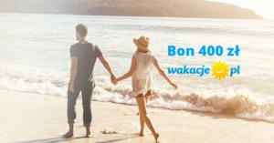 400 zł do wydania na wakacje.pl za wyrobienie bezpłatnej karty kredytowej Citi Simplicity