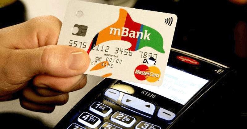 100 zł za założenie eKonta w taryfie standard od mBanku