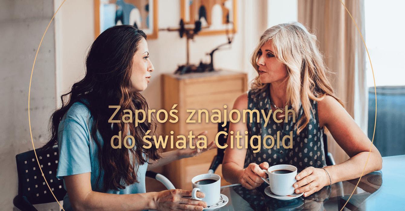 2000 zł i lokata 2,5% za polecenie konta Citigold w Citibanku