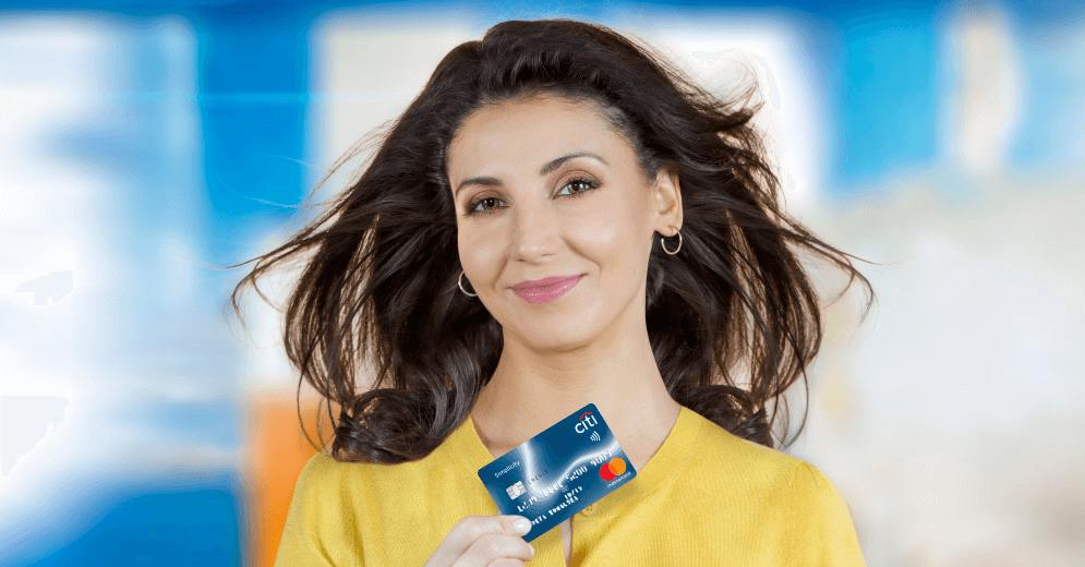 Raty zero procent - darmowa pożyczka od Citibanku na karcie Citi Simplicity