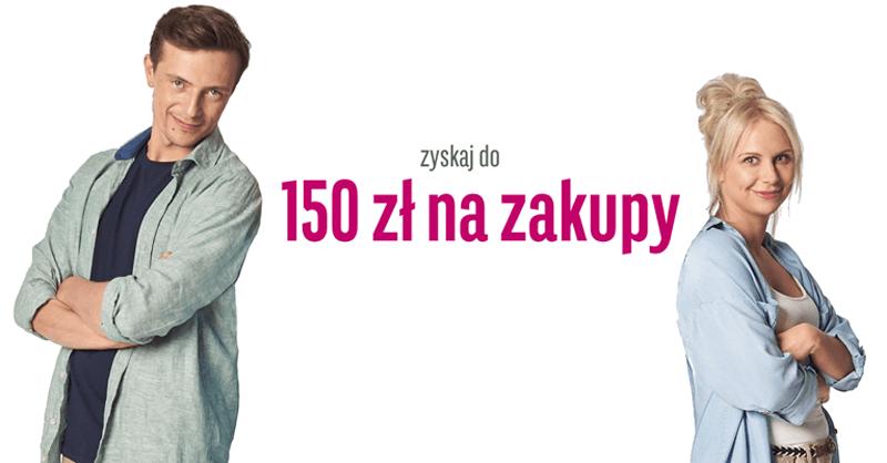 150 zł do Biedronki, Decathlona lub H&M za otwarcie konta w BGŻ BNP Paribas