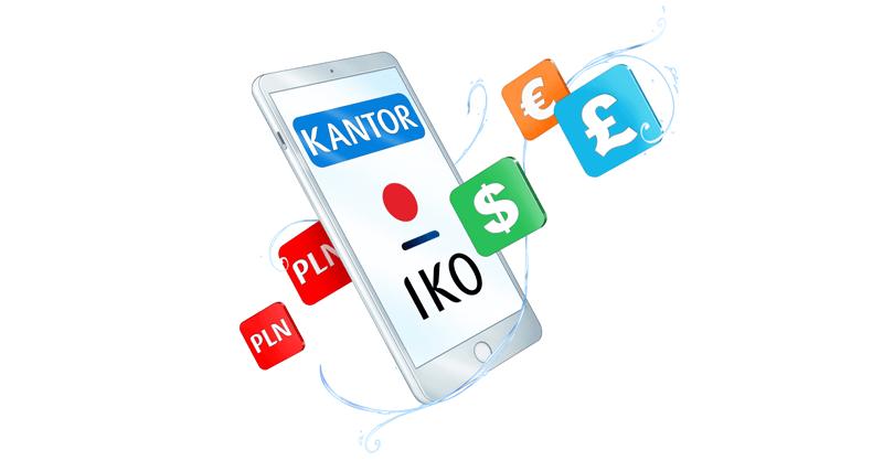 10 zł za aktywacjękantoru walutowego w aplikacji IKO od PKO BP
