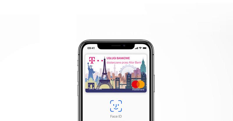 20 zł za transakcje Apple Pay dla zaproszonych klientów T-Mobile Usługi Bankowe