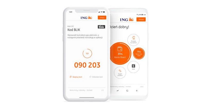 10 zł za przelew na telefon BLIK od ING Banku Śląskiego