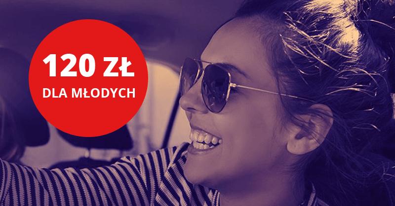 120 zł dla młodych w promocji mBanku eKonto m