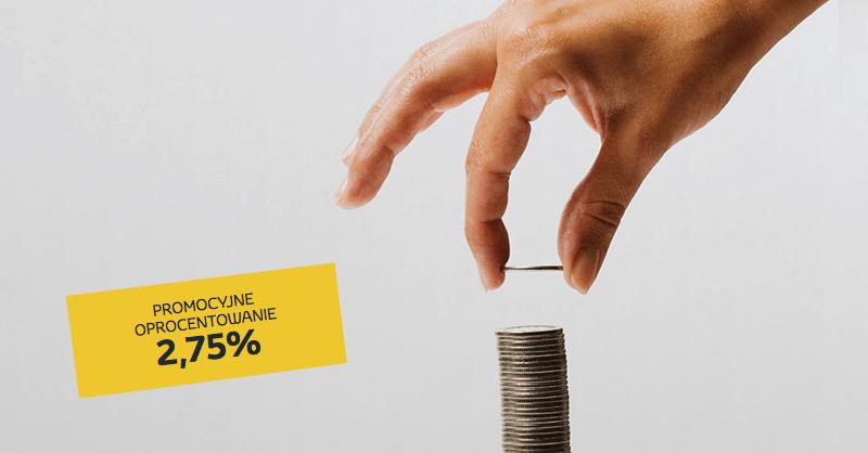 Toyota Bank: 2,75% do 30 000 zł bez zakładania konta