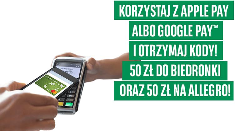 Kupuj mobilnie: 100 zł dla klientów BGŻ BNP Paribas