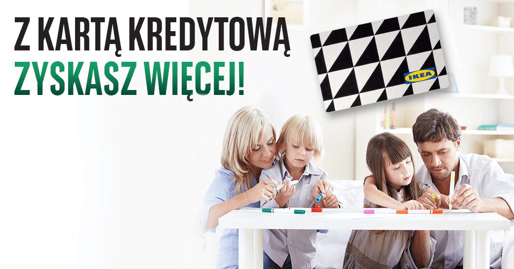 200 zł do Ikea za wyrobienie karty kredytowej mamBONUS od BGŻ BNP Paribas (i 100 zł za płatności mobilne!)