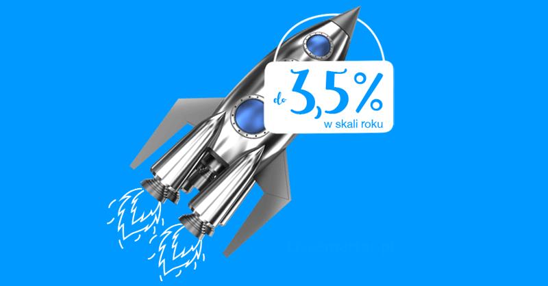 Idea Bank - Lokata na nowe środki 3,5% na miesiąc