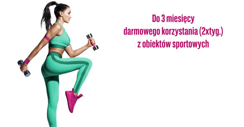 Trenuj za darmo przez 3 miesiące z karnetem OK System od BGŻ BNP Paribas (i zgarnij 100 zł za transakcje mobilne!)