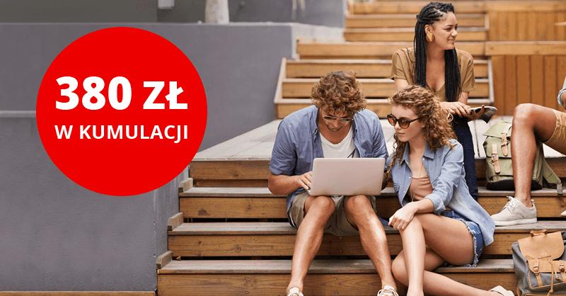 100 zł dla studentów, 80 zł z polecenia i do 200 zł za wynagrodzenie w Santander Bank Polska!