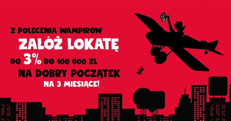 """3% do 120 000 zł na lokatach """"na dobry początek"""" od eurobanku"""