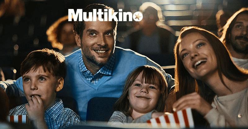 Zabierz rodzinę do Multikina - Konto 360 Junior od Banku Millennium