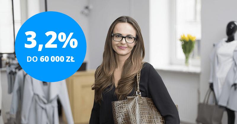 3.2% na Koncie Idealnie Prostym od Idea Bank