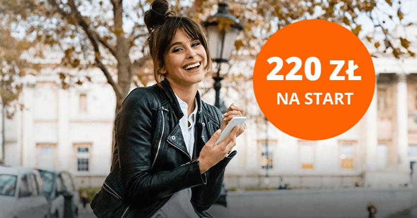 Do 220 zł za założenie konta osobistego w ING Banku Śląskim