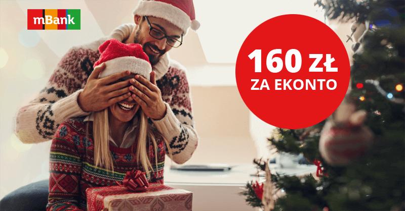 140 zł premia za eKonto od mBanku