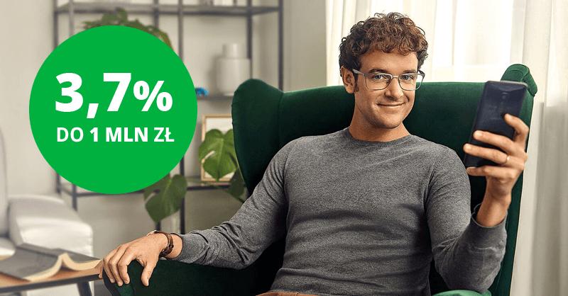 3,5% na e-Lokacie na nowe środki w Getin Banku