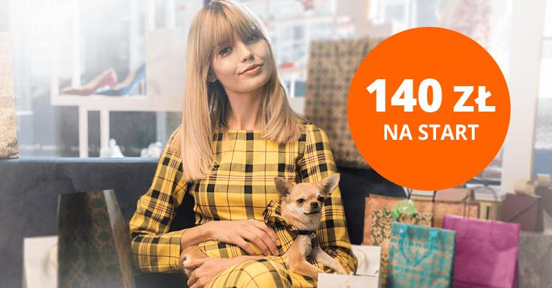 140 zł za założenie Konta z Lwem Direct lub Mobi od ING Banku Śląskiego