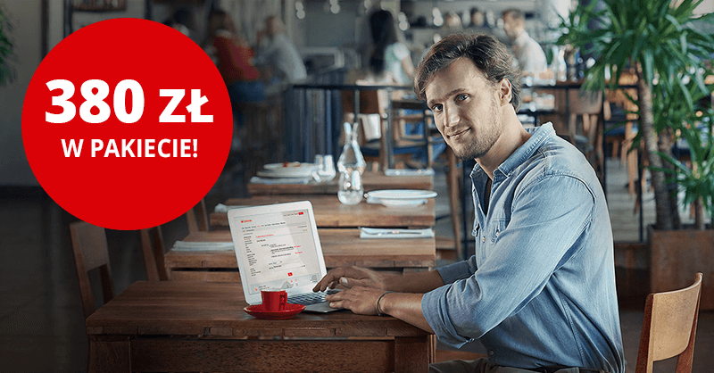 Tylko u nas! Aż 380 zł na start, moneyback od rachunków i 2,7% na koncie oszczędnościowym do 100 000 zł w pakiecie Santander Bank Polska!