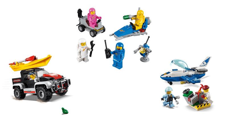 Zestawy LEGO za założenie darmowego Konta Optymalnego BGŻ BNP Paribas