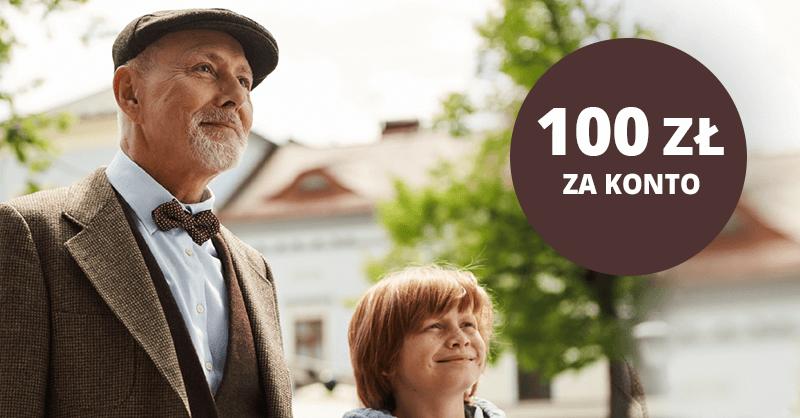 100 zł za założenie Nest Konta + 4% na Lokacie Witaj i do 5,7% na Nest Rodzinne Oszczędności