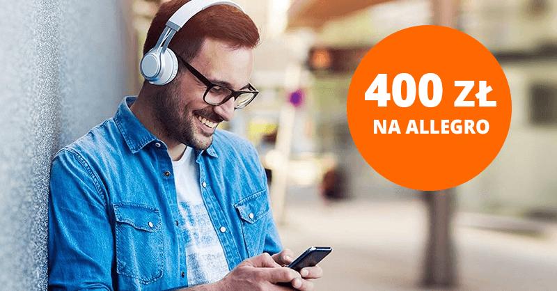 HIT powraca! 400 zł do wydania na Allegro za wyrobienie bezpłatnej karty Citi Simplicity