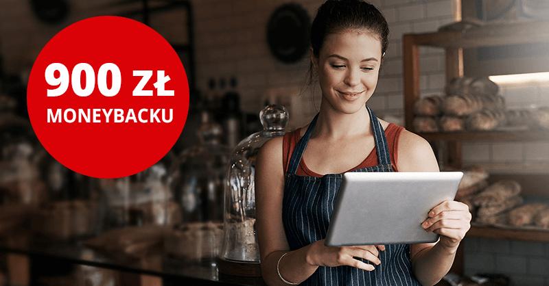 900 zł premii za założenie Konta Firmowego Godnego Polecenia od Santander Bank Polska
