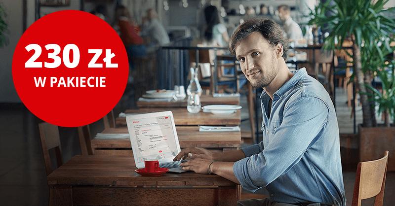 230 zł w pakiecie od Santander Bank Polska (150 zł za wynagrodzeni i 80 zł z polecenia)