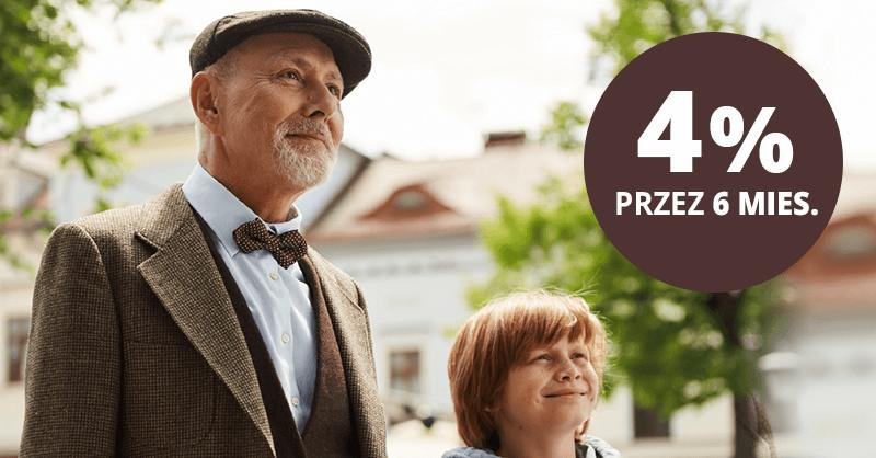 4% do 20 tys. zł za konto w Nest Banku