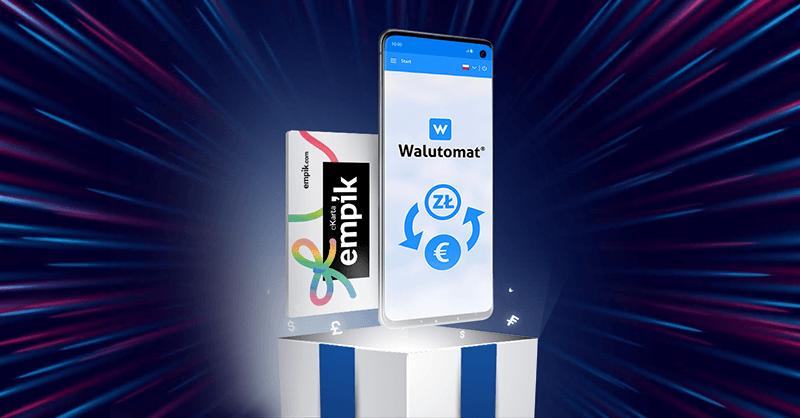 Wygraj Samsunga Galaxy S10 i zgarnij gwarantowane 30 zł w promocji urodzinowej Walutomat.pl
