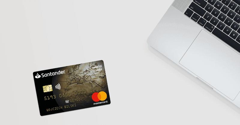 90 zł za kartę kredytowąSantander Bank Polska