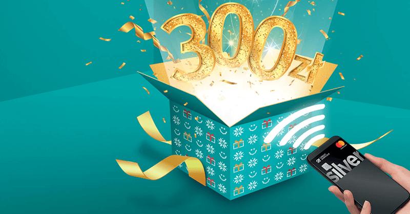 300 zł moneybacku za płatności Apple Pay i Google Pay za kartękredytowąCredit Agricole