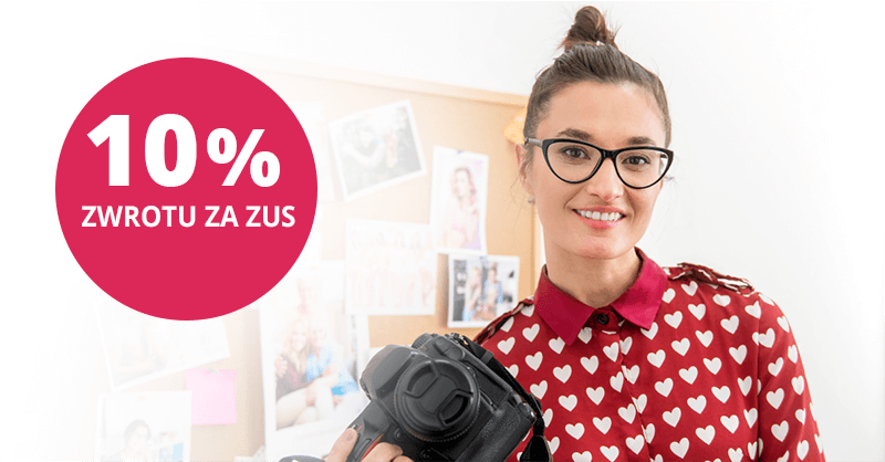 10% zwrotu za ZUS od Idea Bank