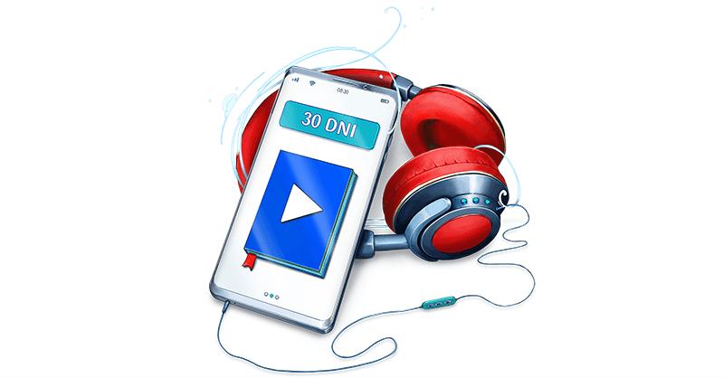 PKO BP: Audioteka przez 30 dni za darmo