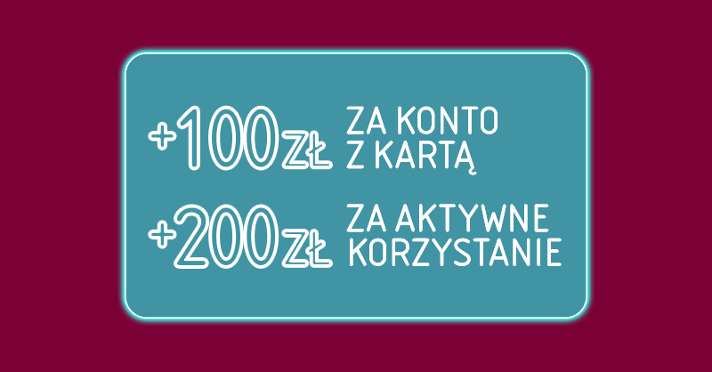 HIT! Rekordowe 350 zł za Konto Jakże Osobiste + 1% moneybacku!