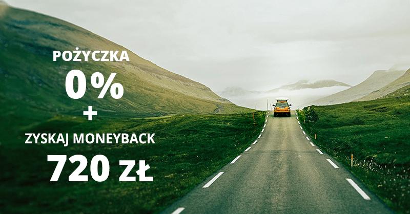 Pożyczka 0% od Citibanku na karcie Motokarta BP