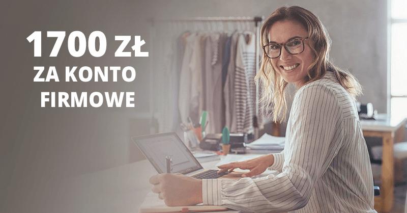 200 zł za założenie iKonta Biznes i nawet 1500 zł za aktywność w Alior Banku