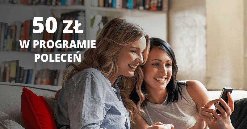 50 zł w programie poleceń w Santander Bank Polska