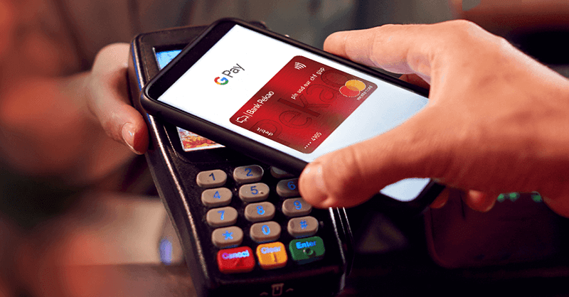 Pekao: Google Pay