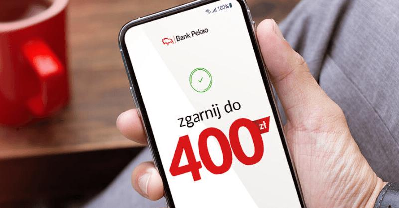 300 zł moneybacku dla nowych klientów Pekao + 100 zł za polecenie konta + 50 zł w punktach Priceless Specials