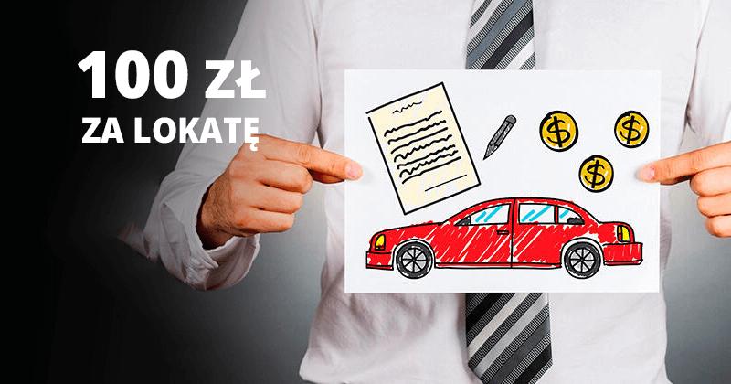 Do 100 zł za założenie lokaty dla obecnych klientów Toyota Bank