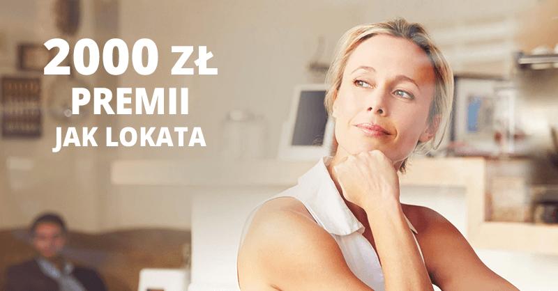 2000 zł premii za konto Citigold
